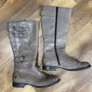 Born women's leather boots